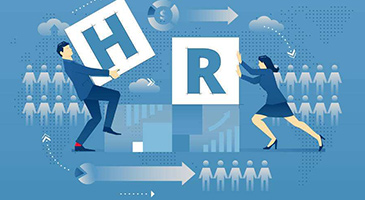 HR人力资源管理